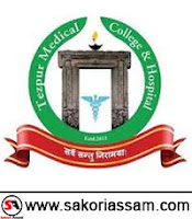 Tezpur Medical College Recruitment 2019 | Laboratory Technician/ Lab Assistant | Class 10/ 12/ Diploma  Last Date: 13-02-2019 | SAKORI ASSAM