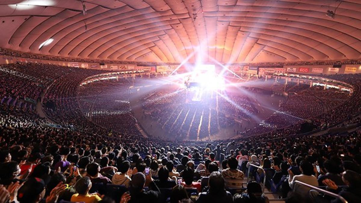 Revelado o público total da primeira noite do Wrestle Kingdom 14