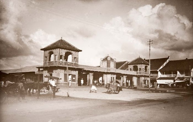 Sejarah Pasar Bogor dari Masa ke Masa