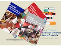 Download Buku Manual Pendukung Pelaksanaan Gerakan Literasi Sekolah(GLS) semua jenjang pendidikan