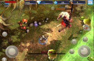Download Dungeon Hunter 3 Apk + Data [MOD OFFLINE] - Free Android Game