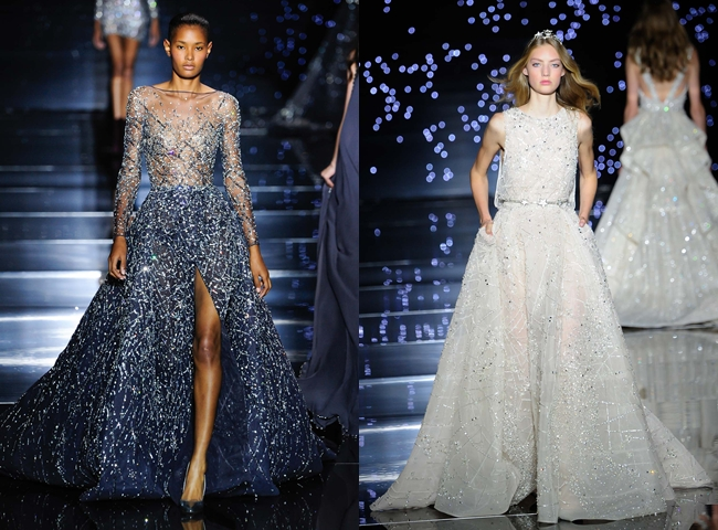 ZUHAIR MURAD Fall Couture dresses