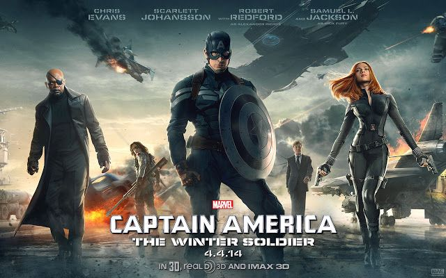 list film captain america terbaru