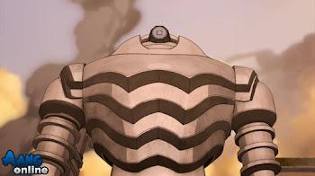 Libro 4: Balance, Capítulo 12: Día de los colosos - La leyenda de Korra