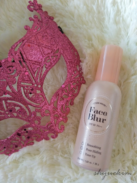Review : Etude House Beauty Shot Face Blur