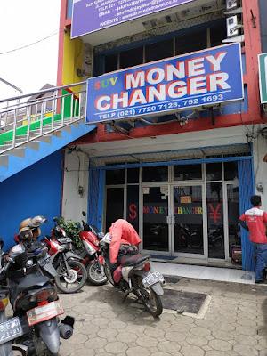 money changer di depok