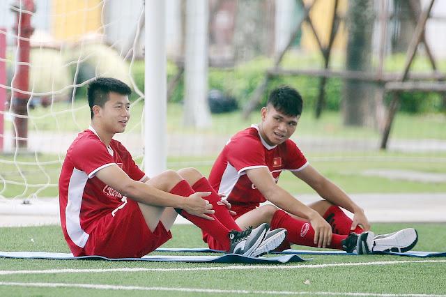 Thêm tuyển thủ U23 Việt Nam chấn thương 1