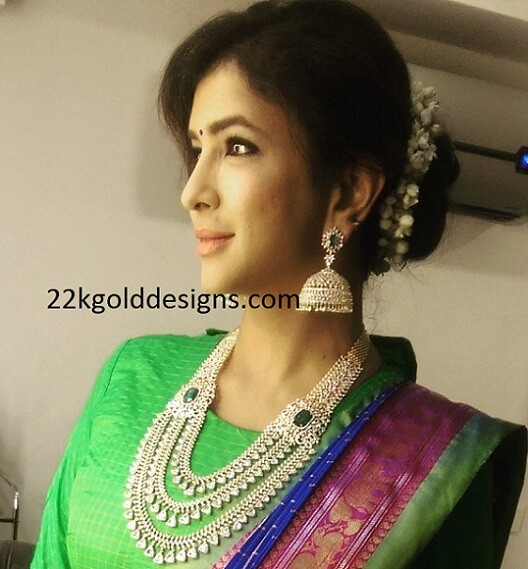 Lakshmi Manchu in Diamond Step Haram