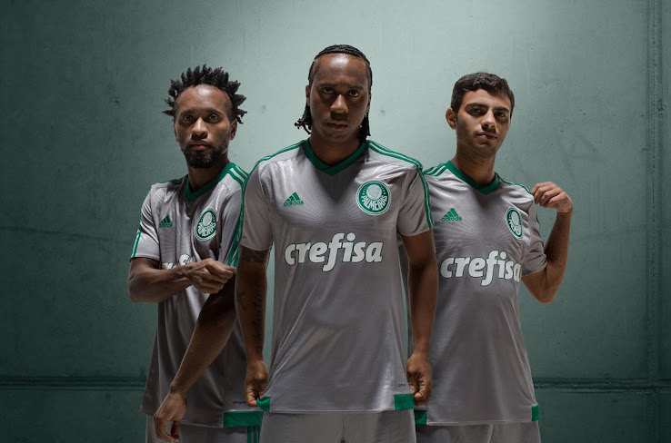 Palmeiras 2015-16 Kits Released - Footy Headlines a9838a01ef6b3