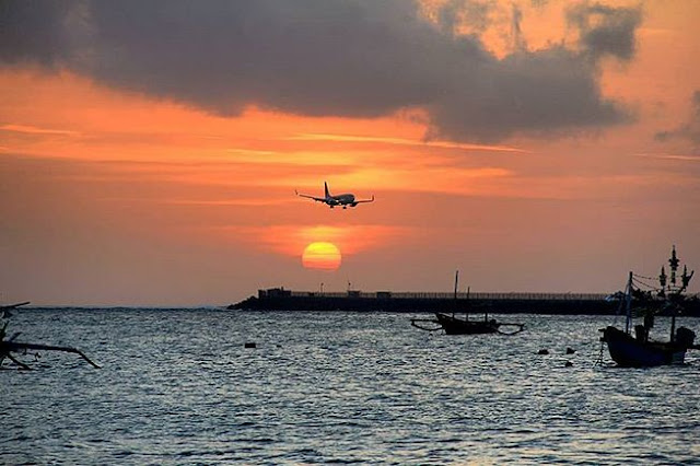 Pantai Kelan di Tuban Kuta Badung Bali - Daya Tarik & Informasi Lengkap Terbaru
