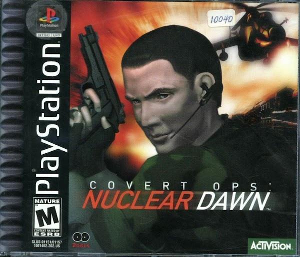 COVERT OPS - NUCLEAR DAWN [DISC2OF2] [SLUS-01157]