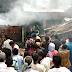 मधेपुरा शहर में शॉर्ट सर्किट से लगी आग से बड़ा नुकसान