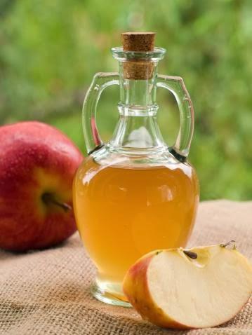 حمية خل التفاح Cider Vinegar Diet