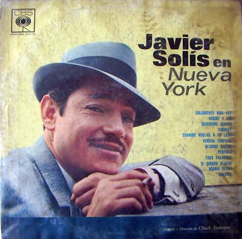 Javier Solis - Solamente Una Vez