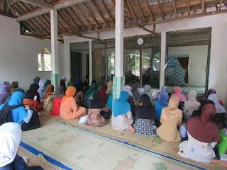 Pengajian baksos relawan DPU DT Jogja