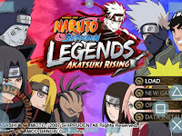 Seru! 16 Game Naruto Shippuden PSP ISO Terbaru For Android 2017