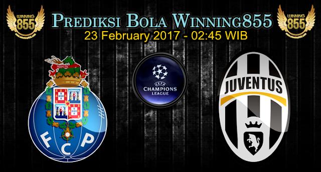 Prediksi Skor Porto vs Juventus