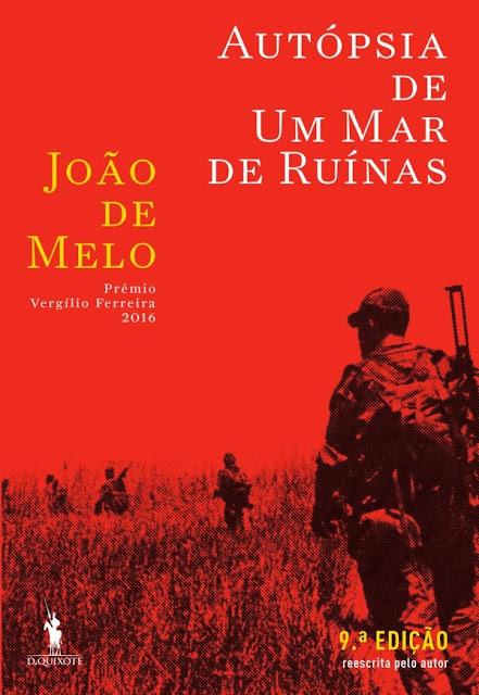 Autopsia de um mar de ruínas - JOÃO DE MELO