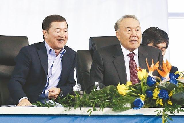 D'un professeur à un conseiller du président: qui est Bulat Utemuratov?