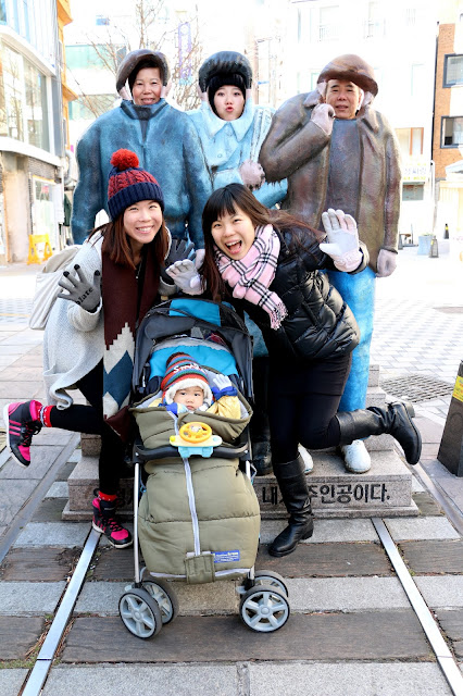 Precious Busan family trip- Day 2