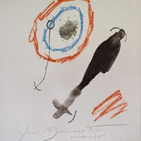 obra gráfica Joan Miró
