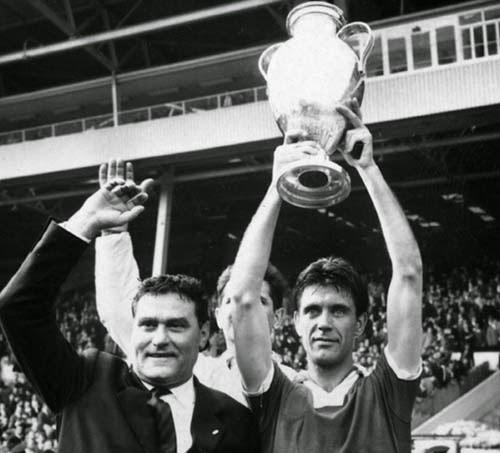 Nereo Rocco dan Cesare Maldini