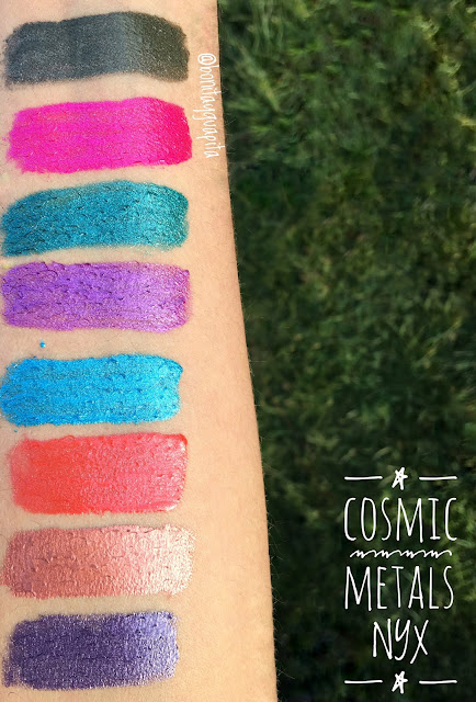 cosmic metals nyx swatches