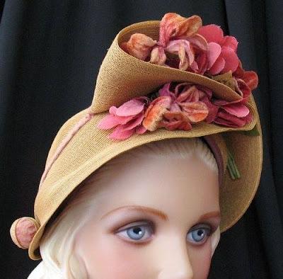 kapelusz lata 30