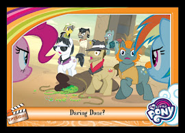 My Little Pony Daring Done? Series 5 Trading Card