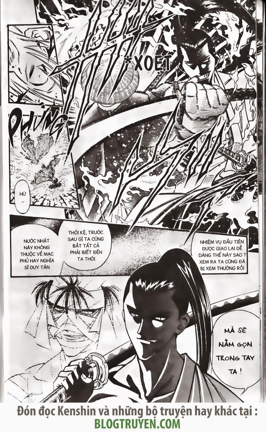Rurouni Kenshin chap 179 trang 11