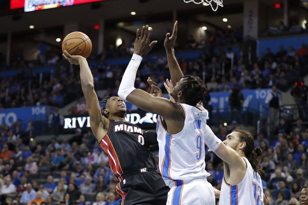 Thunder vs Heat, final score: OKC flames out again at home, falls to Miami 116-107