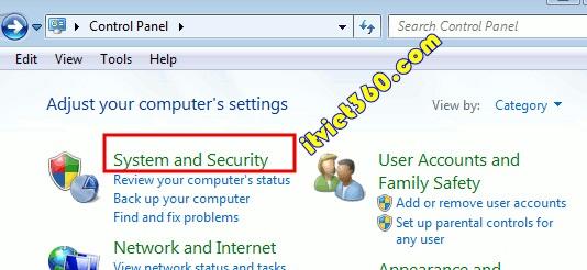 Quản trị mạng, remote desktop Windows 7