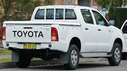 Lực lượng đặc nhiệm Nga được nhận những chiếc xe bán tải Toyota Hilux