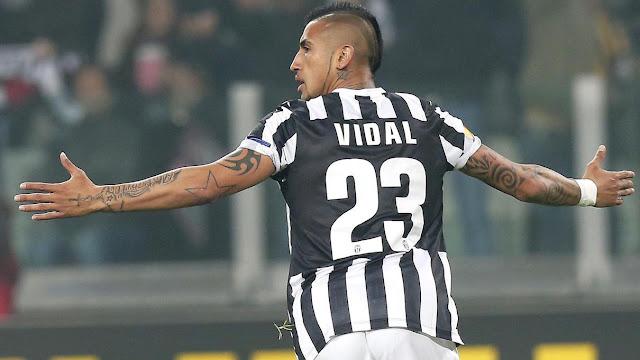 Vidal va signer à Arsenal