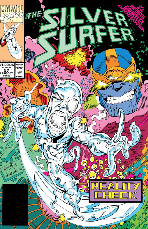 the infinity gauntlet (part 11, 1991) | the marvel comics guide