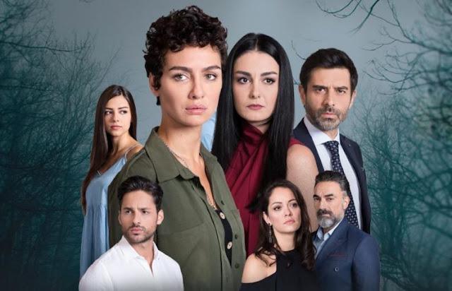 Another Turkish series ending this season 2018