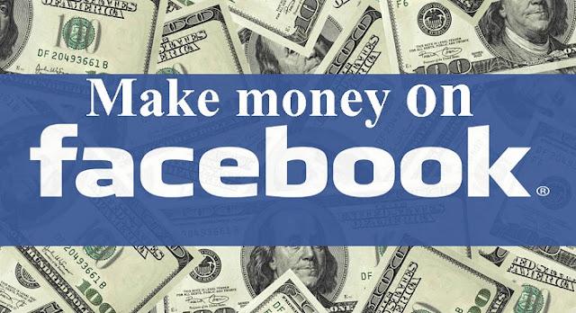 TOP 5 cara menghasilkan uang melalui Facebook