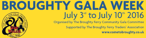Broughty Ferry Gala 3-10 July 2016