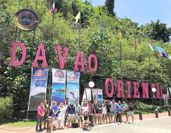 #AirAsiaInDavao: Davao Oriental Familiarization Tour
