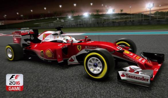 F1 2016 Apk + Data