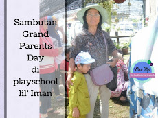 Sambutan The Grandparents Day di PAPN Membakut