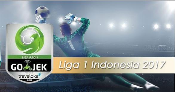 Jadwal Siaran Langsung Liga 1 Indonesia 2017