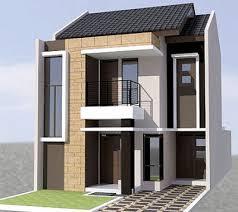 Desain Terbaru Rumah Minimalis 2 lantai Type 36 Paling Nyaman Untuk Hunian 3