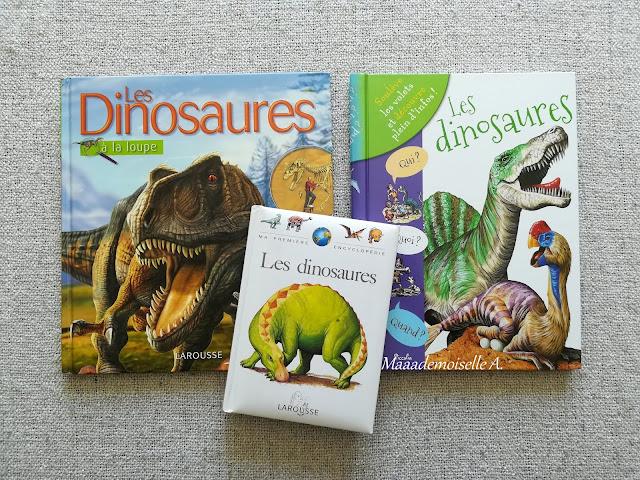 || Sélection de livres sur l'Histoire - Dinosaures