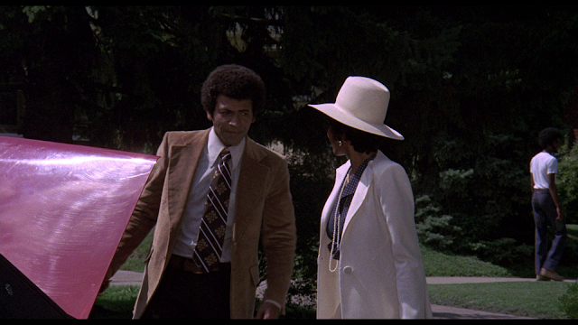 Sheba, Baby Pam Grier and Austin Stoker