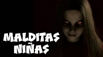 MALDITAS NIÑAS ALMA WADE