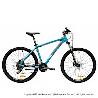 27.5 Inch Cleave 2.0 Thrill Mountain Bike