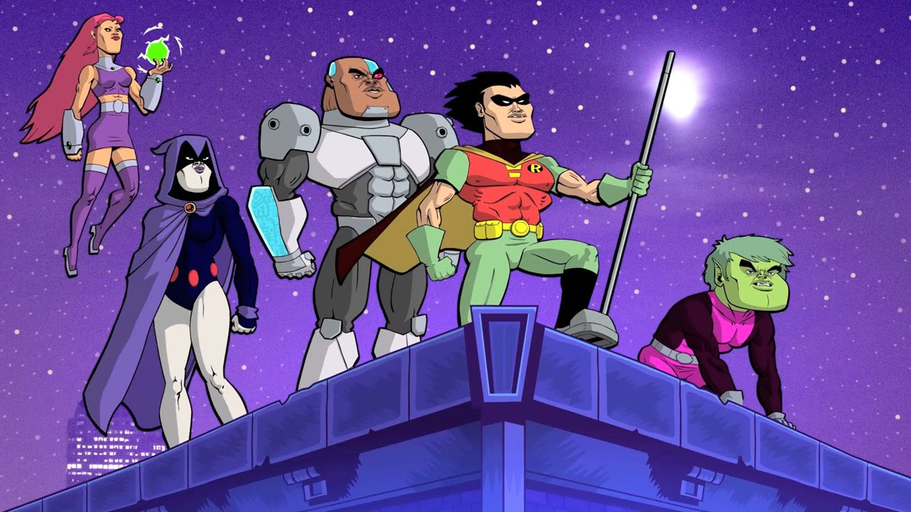 Best Episodes Of Teen Titans
