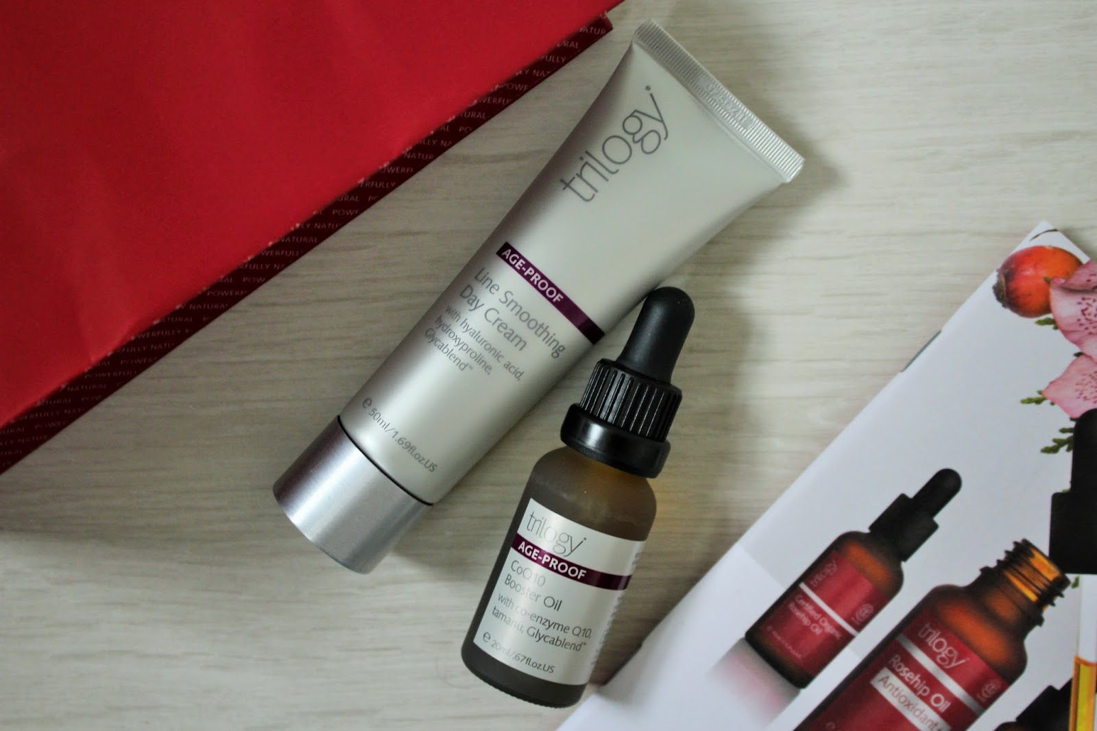 Trilogy Age-Proof Skincare - Introduction and Review