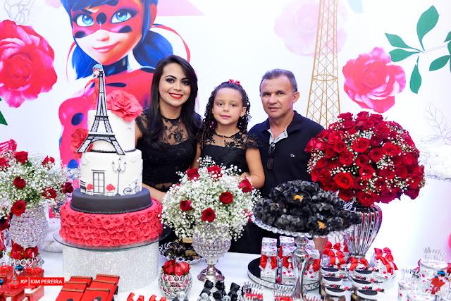 Aniversário | Maria Lídia, 6 Anos
